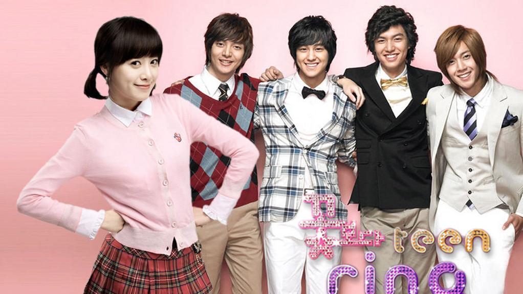 Boys Over Flowers drama lee min ho