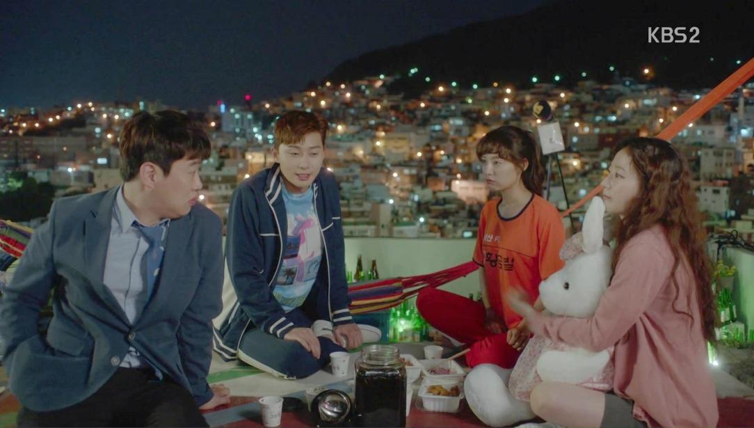 Fight My Way Korean drama Park Seo Joon and Kim Ji Won