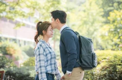 Meloholic Korean drama kiss scene