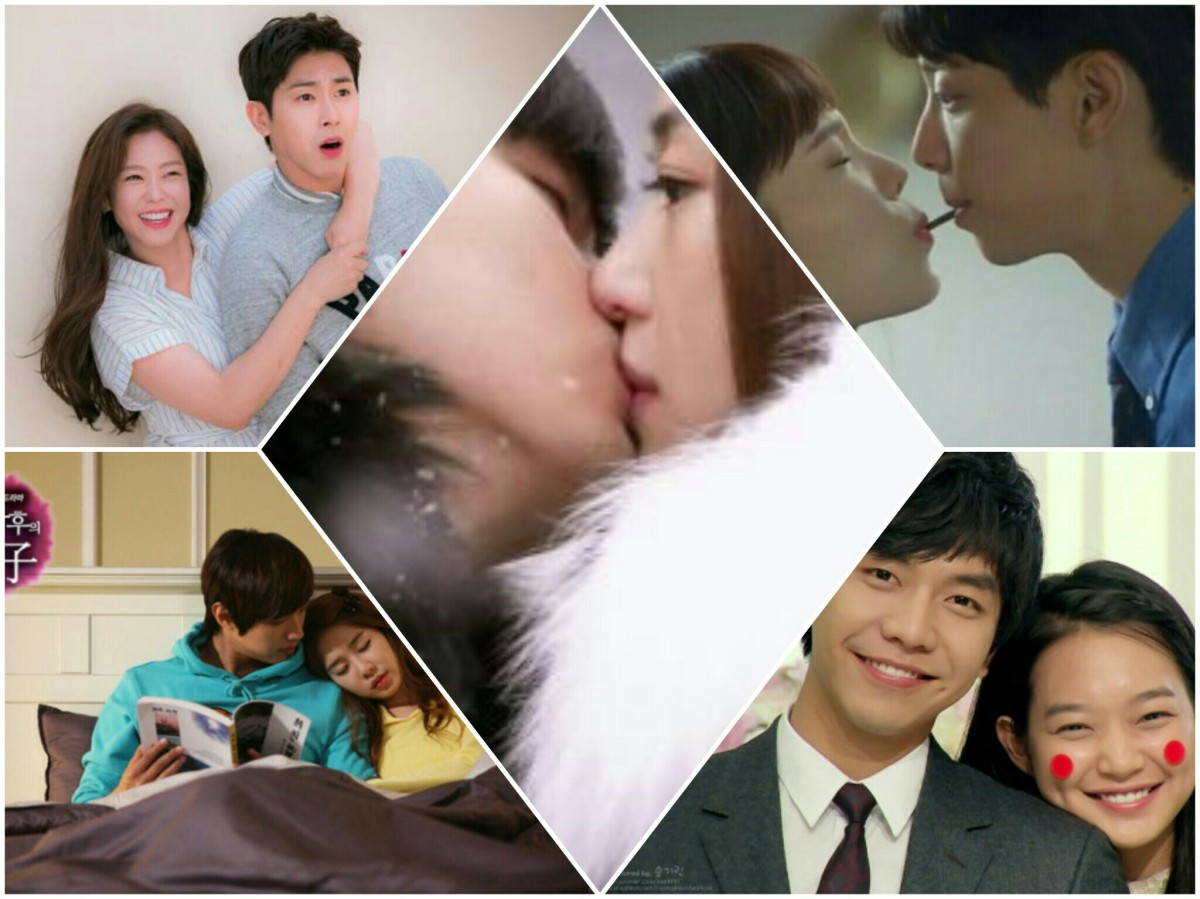 5 Romantic Comedy Fantasy Korean dramas to put on your drama watch list.