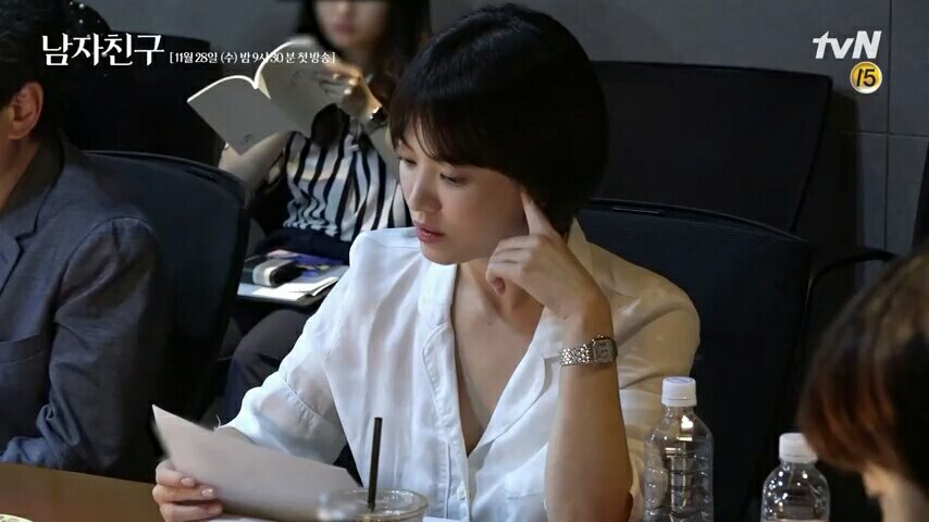 Song Hye Kyo new korean drama encounter
