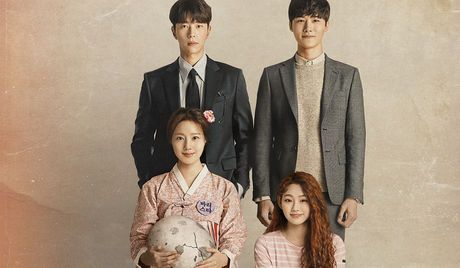 Mama Fairy and the Woodcutter kdrama 2018