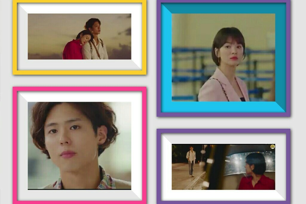 kdrama encounter collage