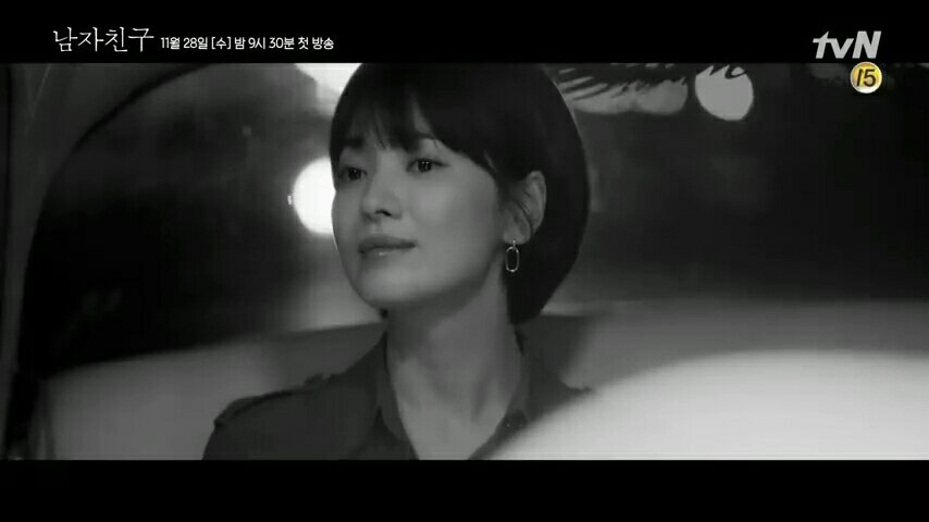 Song Hye Kyo in Encounter