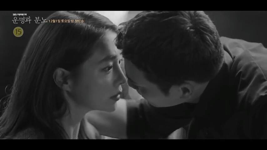 Lee Min Jung and Joo Sang Wook