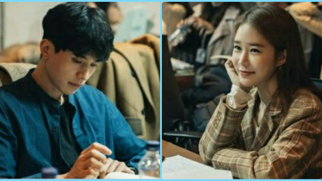 Yoo In Na and Lee Dong Wook showed great chemistry in the