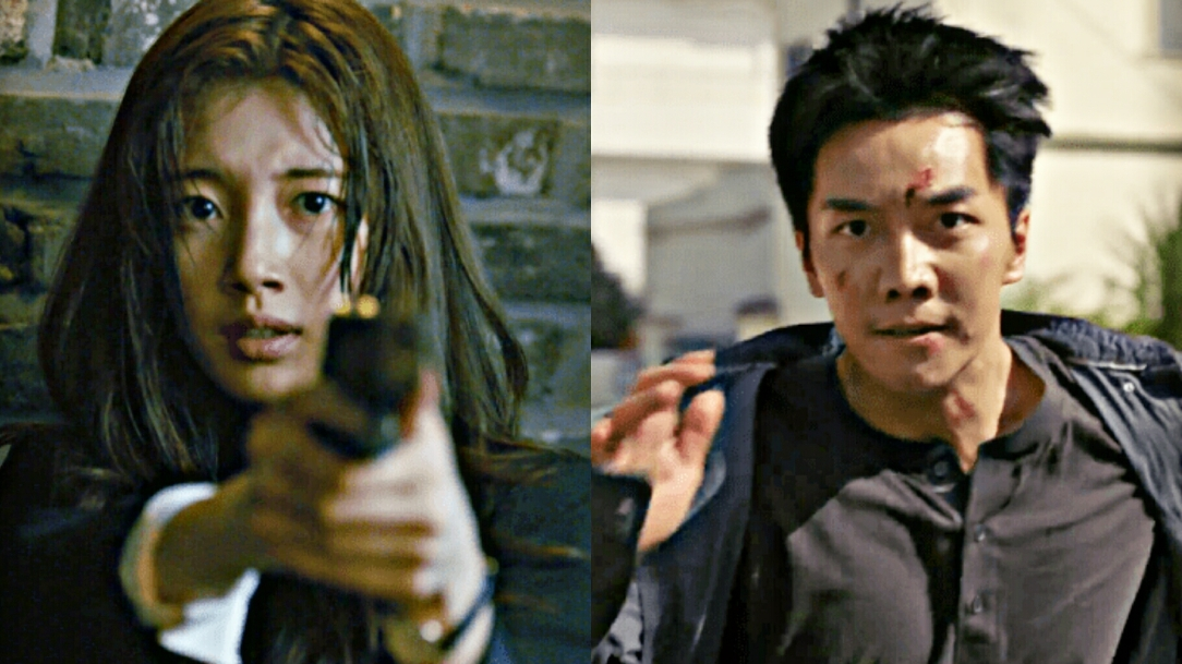 Lee Seung Gi and Bae Suzy kdrama vagabond