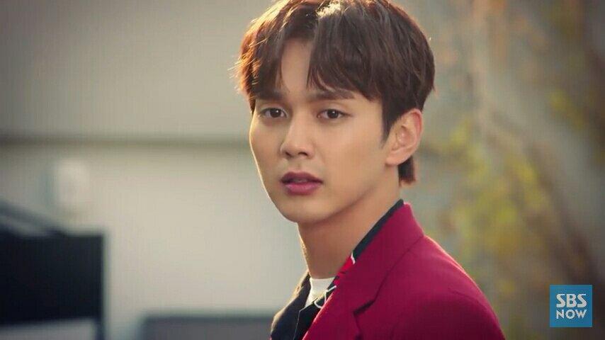 Yoo Seung Ho kdrama My strange hero
