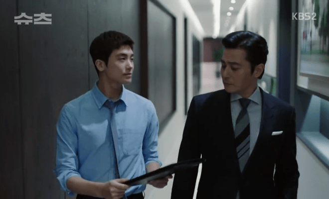 suits korean drama