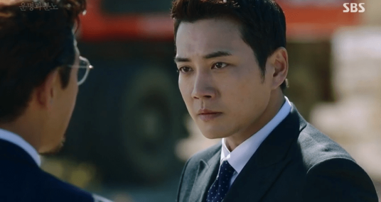 Joo Sang Wook in Fates and Furies