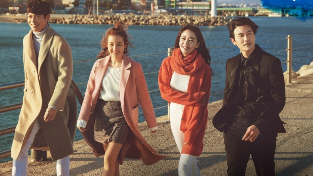 blessings of the sea kdrama