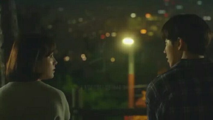 Han Ji Min and Nam Joo Hyuk Light in your eyes kdrama