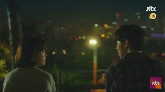 Han Ji Min and Nam Joo Hyuk Light in your eyes kdrama
