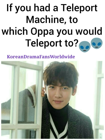 Ji Chan Wook dramas memes