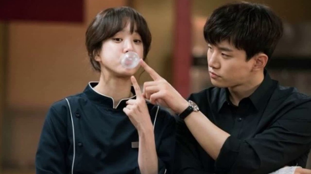 jung ryeo won and 2pm's junho