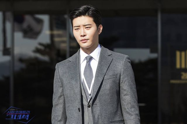 kim kwon he is psychometric