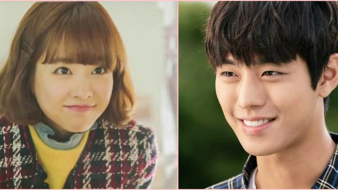 Park Bo Young and Ahn Hyo Seop