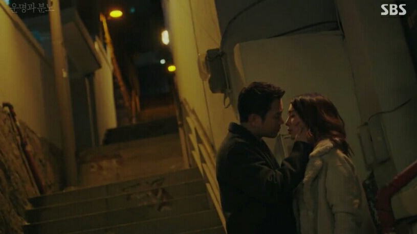 Fates And Furies Kdrama Moment Their First Kiss Kdrama Crazy