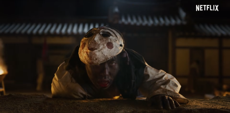 zombie action kdrama