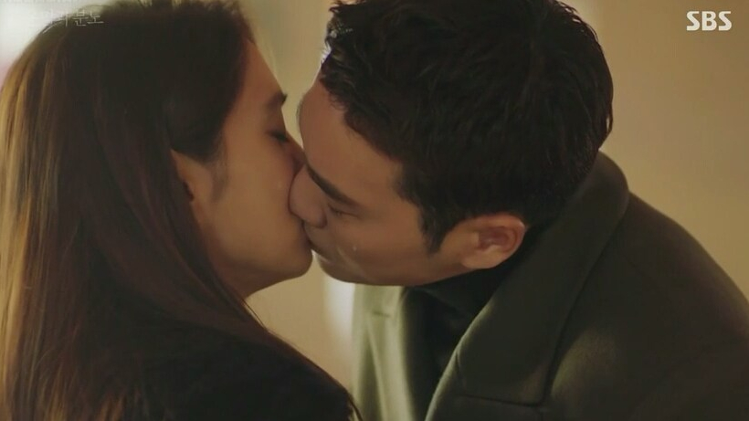 Fates and furies Go Hae ra and tae In Joon Kiss
