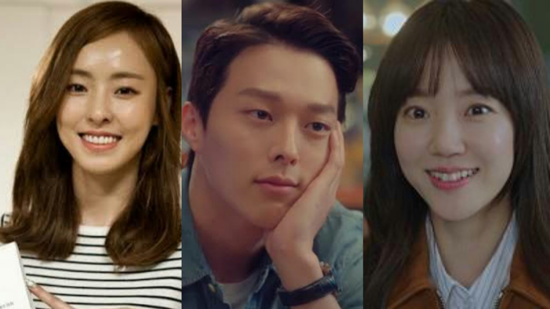 Im Soo Jung and Jang Ki Yong WWW korean drama