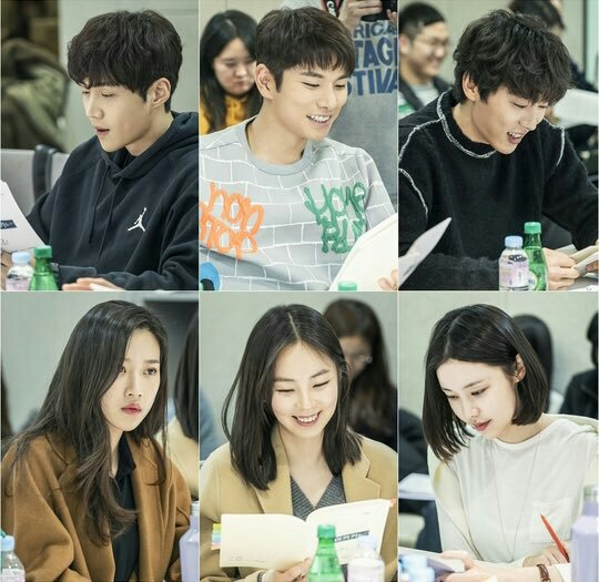 laughter in waikiki season 2 script reading