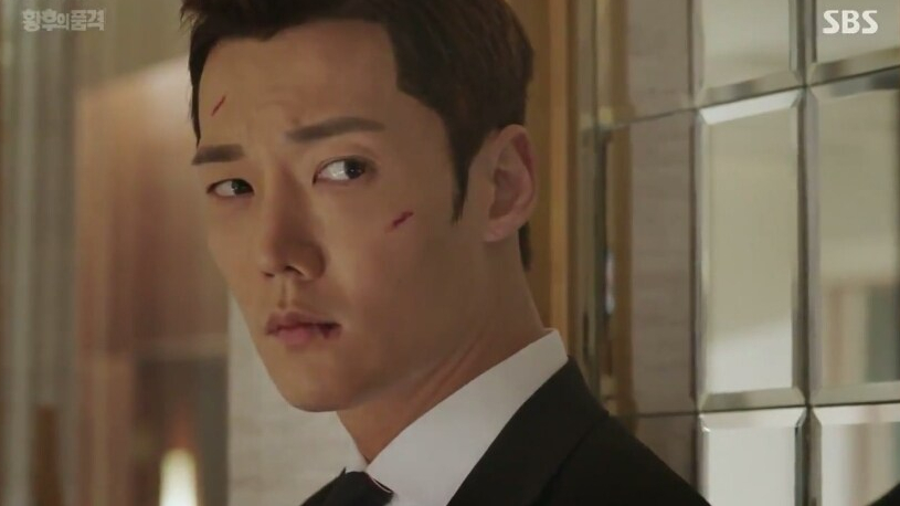 Choi Jin Hyuk as Na Wang Shik the last empress