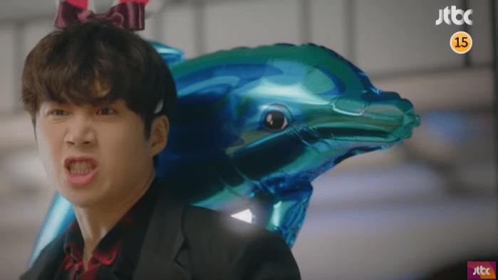 Kim Seon-ho funny go go