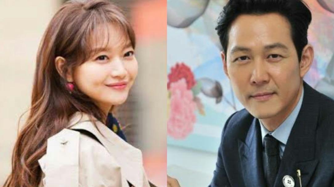 Shin Min Ah and Lee Jung Jae Aide.jpg