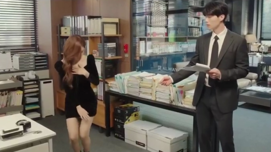 yoo In na and Lee Dong Wook