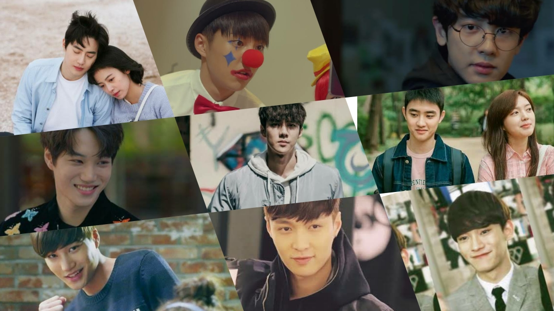 Complete List of Korean dramas done by EXO Members – Kdrama