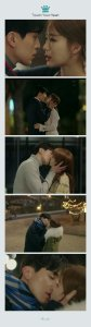 kiss in touch your heart drama