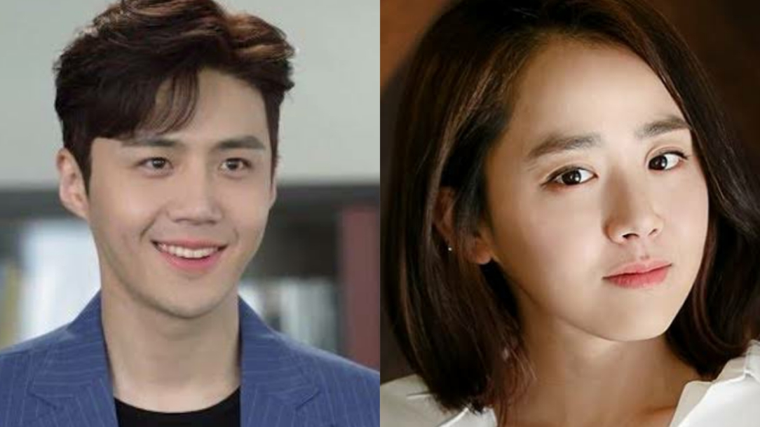 Moon Geun Ho and Kim Seon Ho Catch the ghost 2019