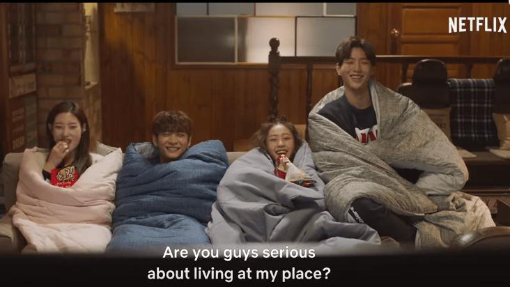 netflix friendship korean drama