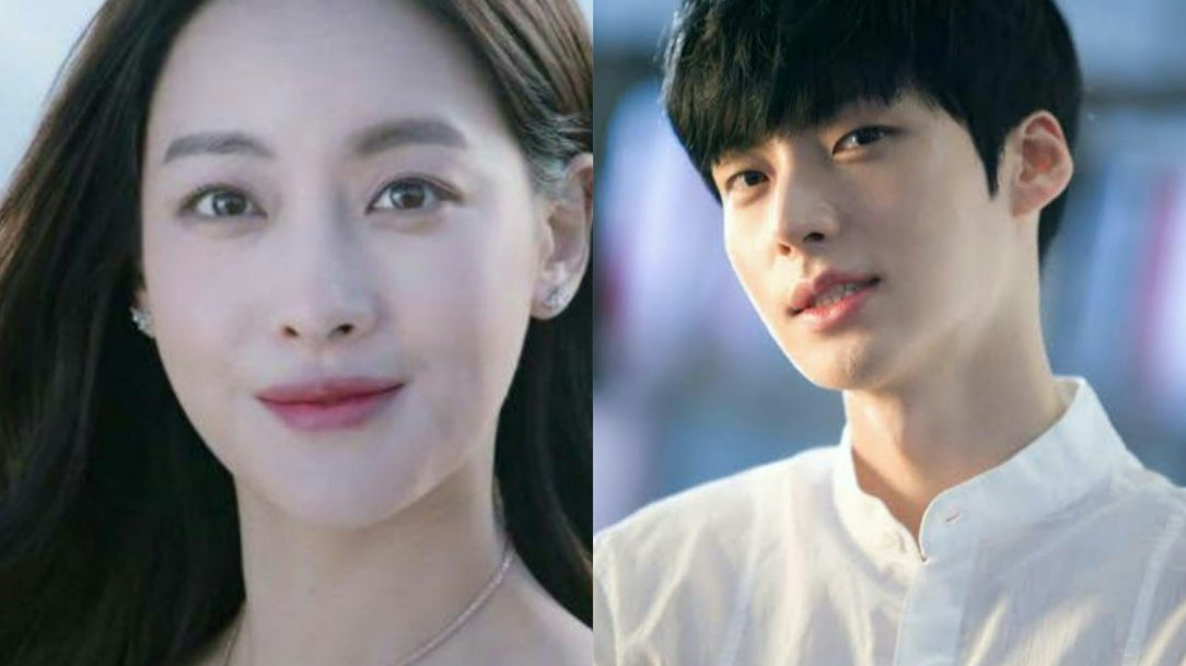 oh yeon seo and ahn jae hyun new drama people with flaws
