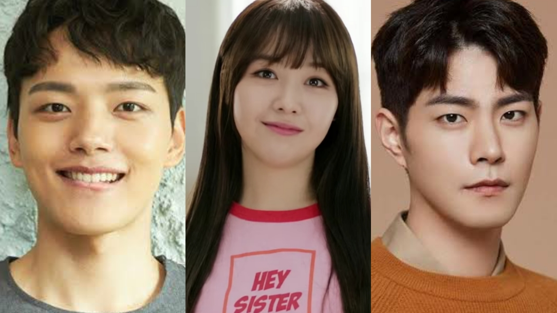 Yeo Jin Goo and Bang Min Ah drama Absolute Boyfriend 2019