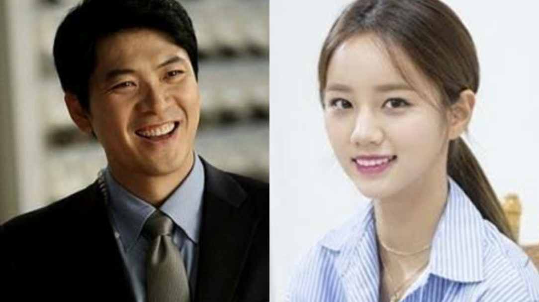 Hyeri and Kim Sang Kyung Miss Lee kdrama 2019