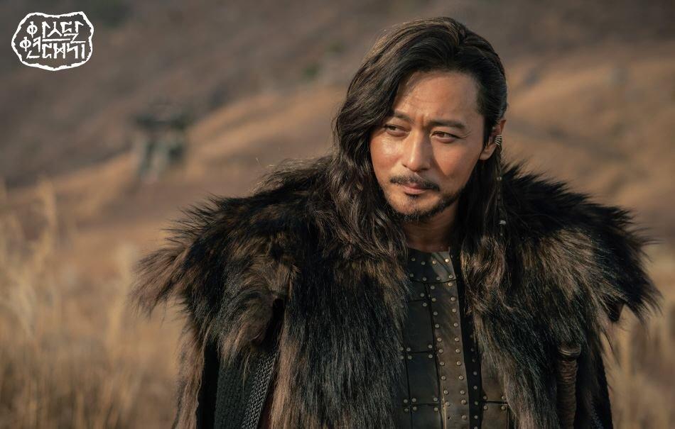 Jang Dong war hero arthdal