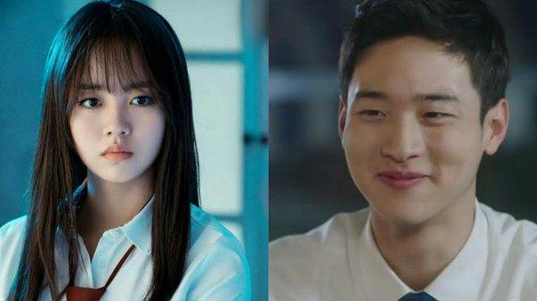 jang dong yoon and kim so hyun drama mung bean chronicles
