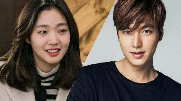 lee min ho and kim go eun the eternal monarch drama
