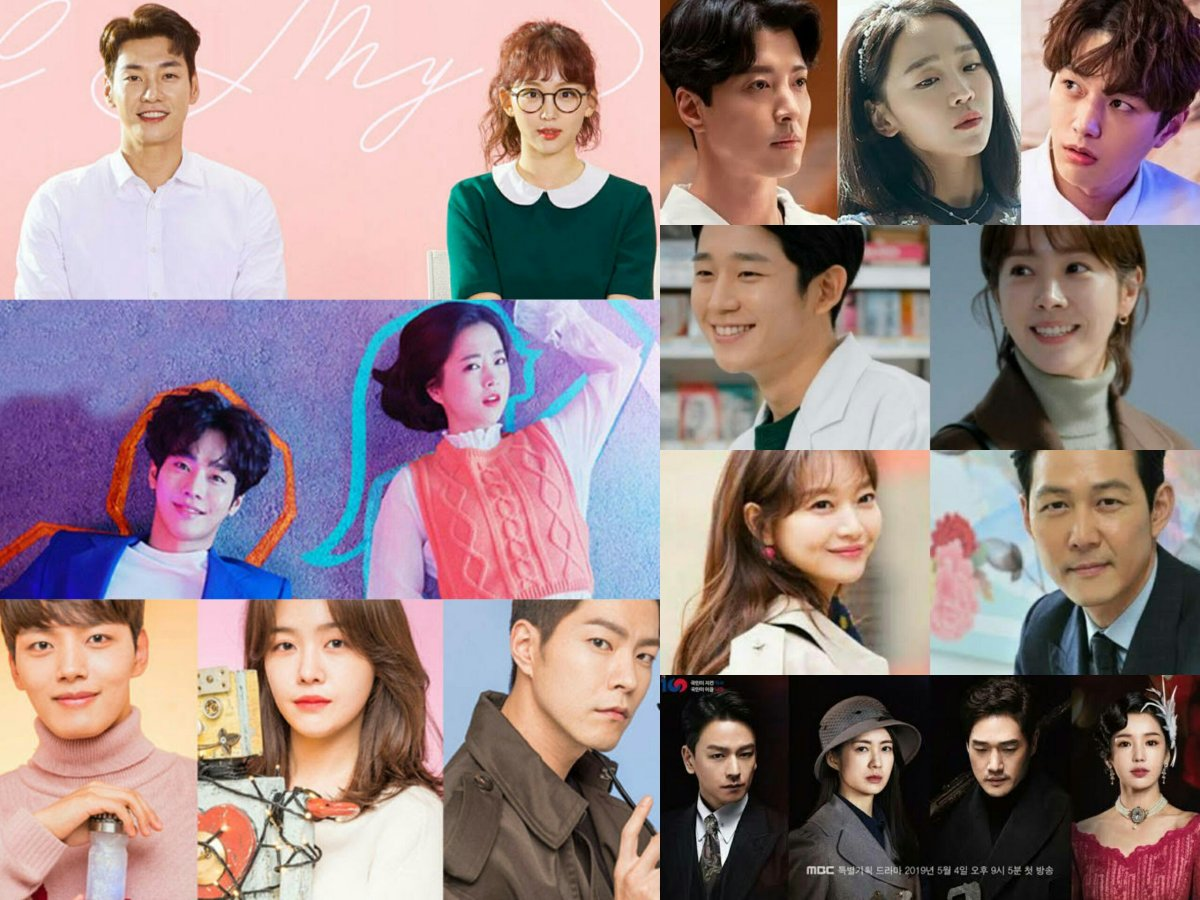 10 New Korean dramas Coming Your Way In May 2019