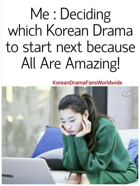Korean drama June 2019 meme