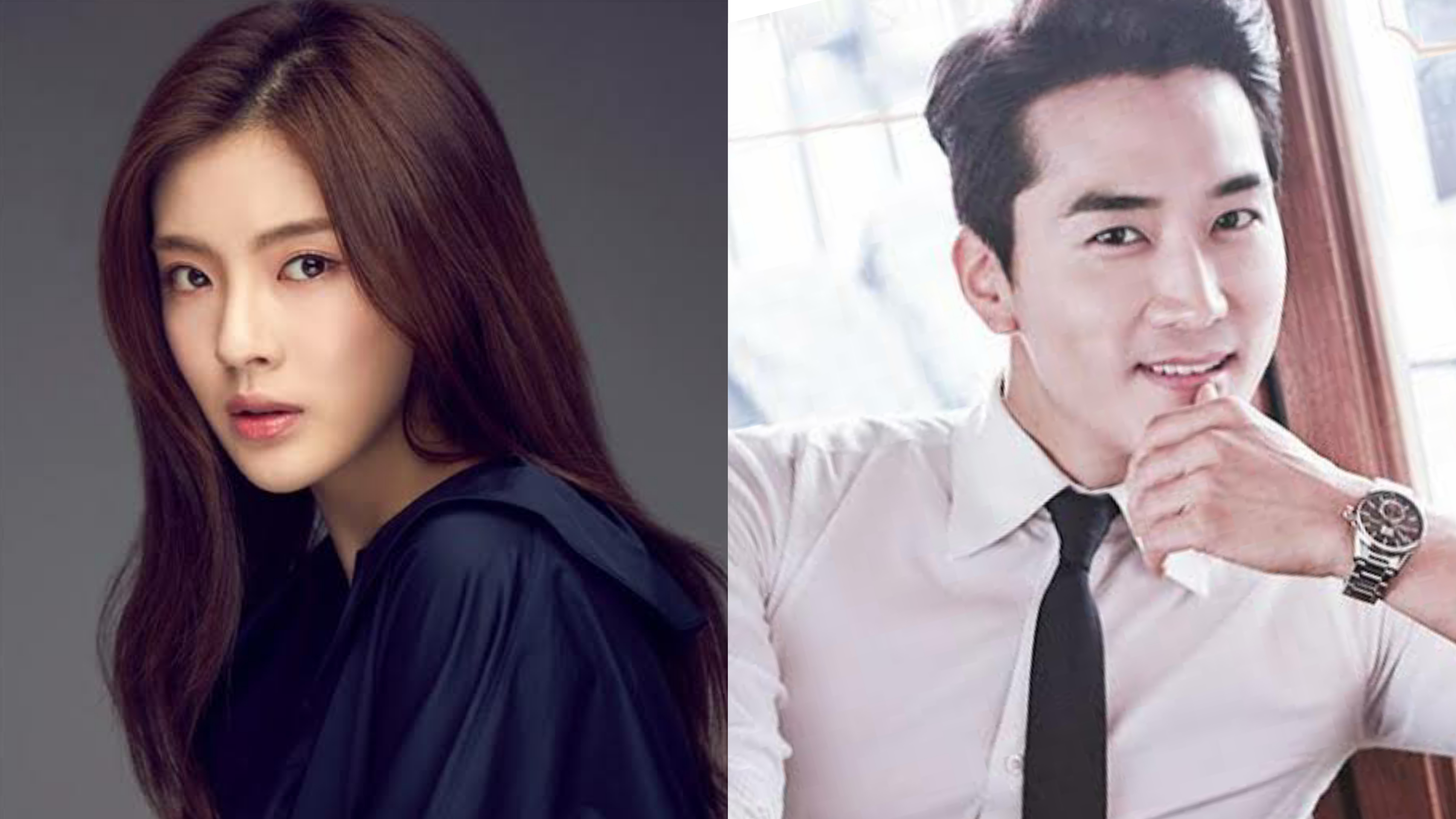 Song Seung Heon and Lee Sun Bin The great Show.jpg