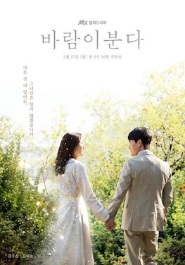 The Wind Blows 2019 poster