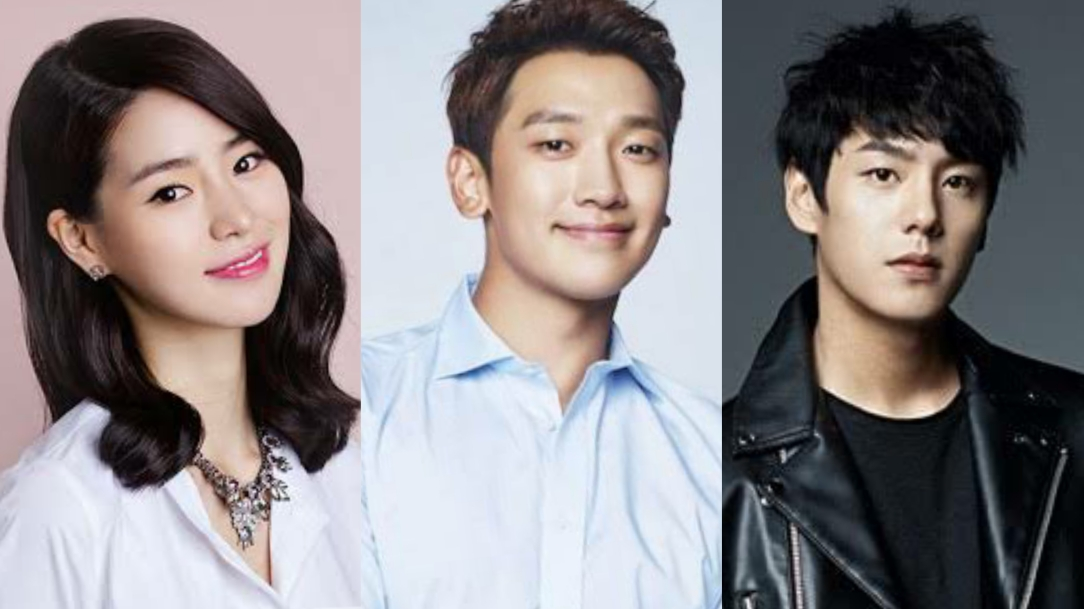 Welcome 2 life rain and lim ji yeon new drama July 2019