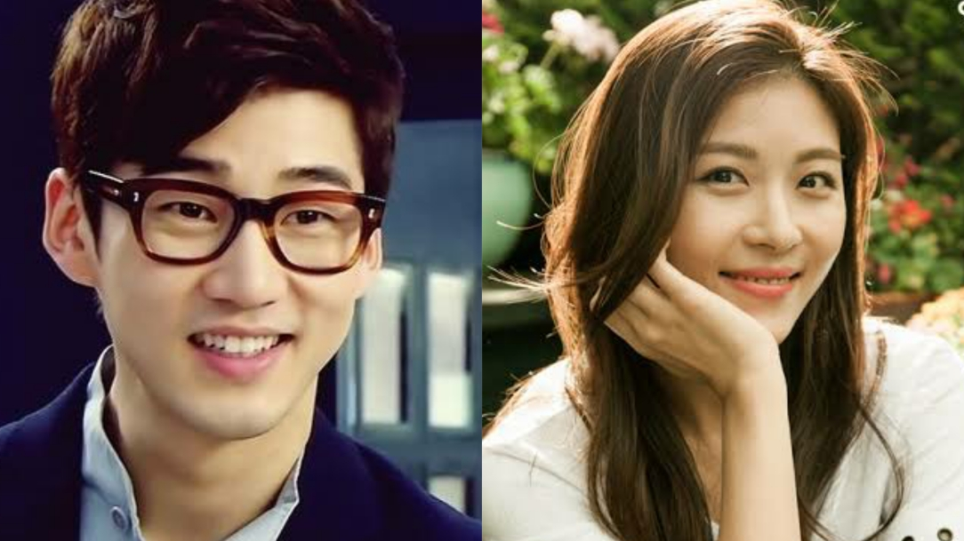 Yoon kye sang and Ha ji won chocolate drama 2019