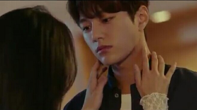 Angel dan told his sceret to yeon seo in the end