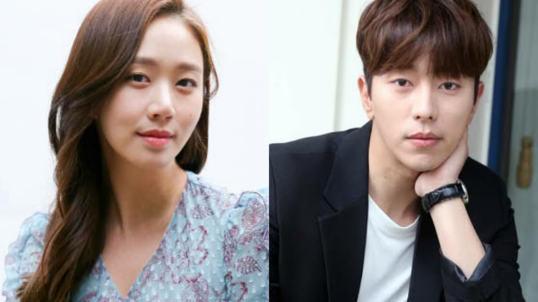 Go Sung hee and Yoon Hyun min my holo love kdrama