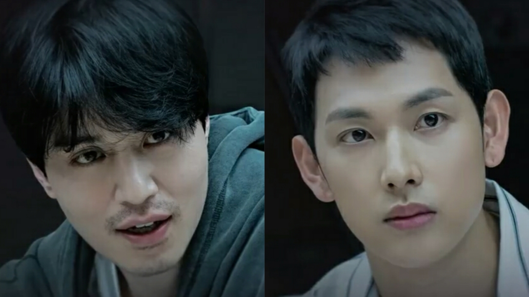Im Siwan and Lee Dong Wook Strangers From Hell drama