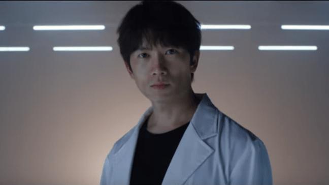 Ji Sung Doctor Room
